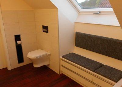 Modernisierung Bad für Privatkunden Variante 1
