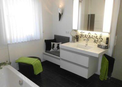 Neubau Bad für Privatkunden Variante 2
