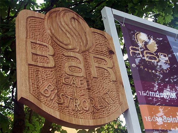 """""""S-Bar"""" Neu-Isenburg Café Bistrorant"""