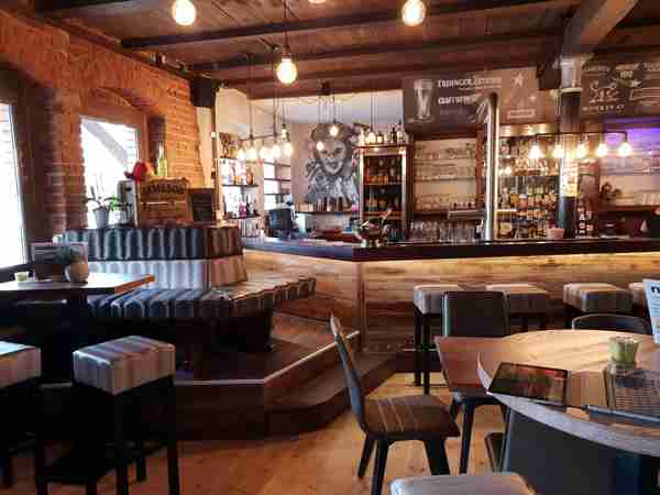 Bar, Restaurant, Lounge – Bad Frankenhausen (Kyffhäuser)