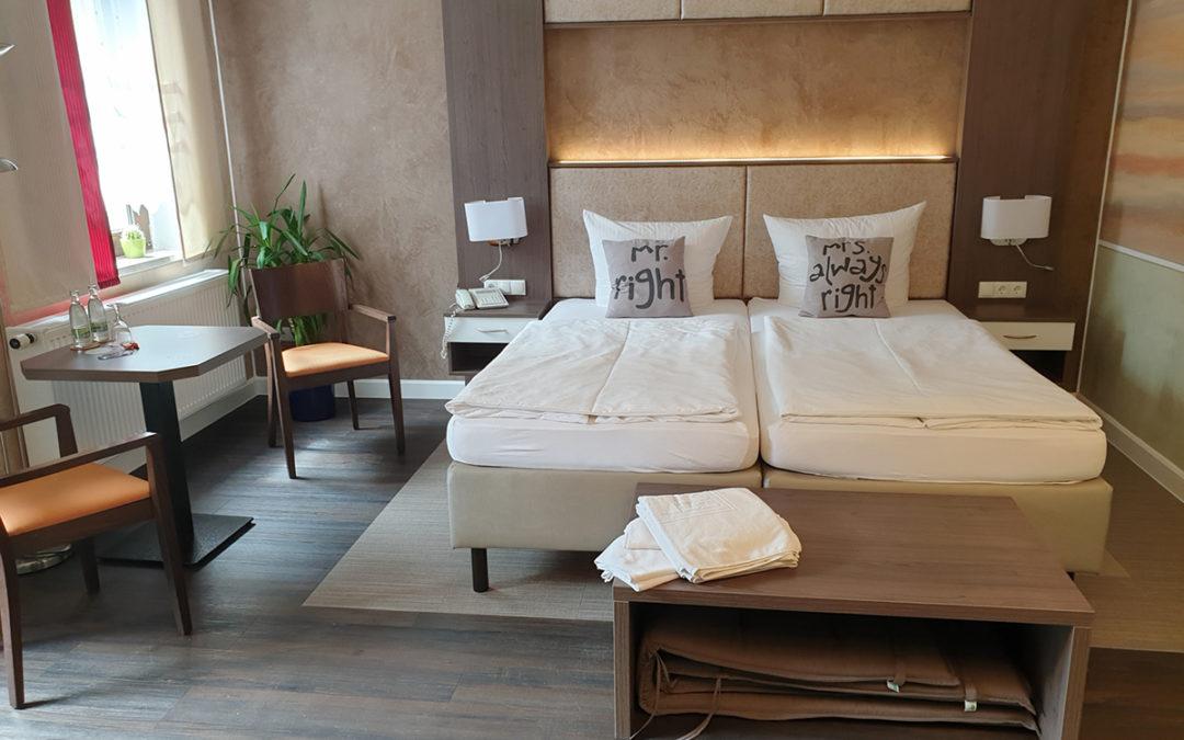 Flair-Waldhotel Mellestollen Zimmer